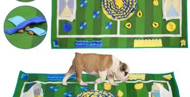 Alfombrilla de Entrenamiento para yorkshire terrierTrabajo para Mascotas