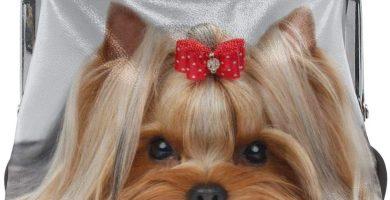 Monedero Yorkshire Terrier con Cinta Linda Yorkie Love Retrato