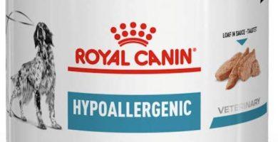 Royal Canin - Lata hipoalergénica para perro (12 x 200 g)