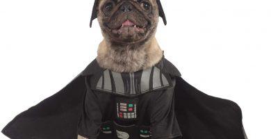 YORKSHIRE Darth Vader