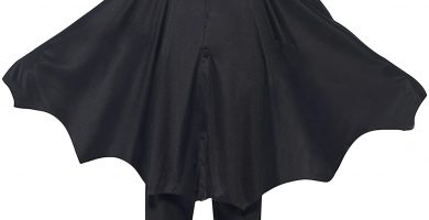 Capa Murciélago para niños