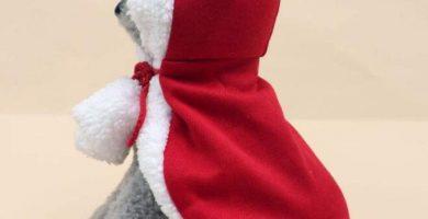 Capa Papa Noel muy cómoda