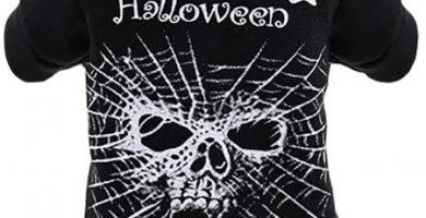 Disfraz de Perro para Halloween con Capucha