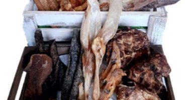 ALPHA SPIRIT Pack Snack Natural para Perros PEQUEÑOS - Chuche y Premio - 30 Premios para un Mes |Sin Cereales, aditivos ni conservantes