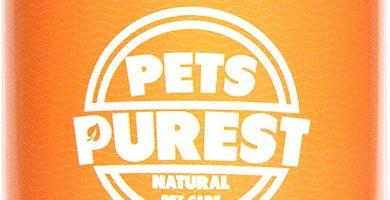 Pets Purest 100% Natural Premium Aceite de Salmón Escocés. Suplemento Barf Omega 3 6 y 9 para Perros, Gatos, Caballos, Hurones y Mascotas. Promueve la Salud del Piel, Las Articulaciones y el Cerebro